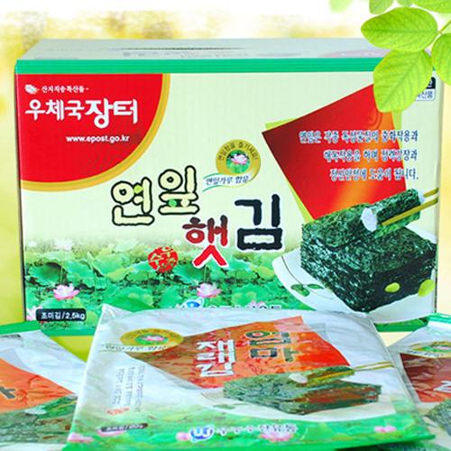 연잎햇김 4호(식탁 24봉) 상품이미지