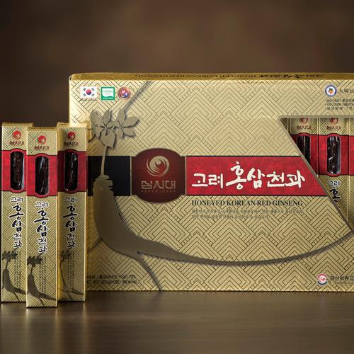[홍삼名家] 삼시대 고려 홍삼천과(지함) 300g