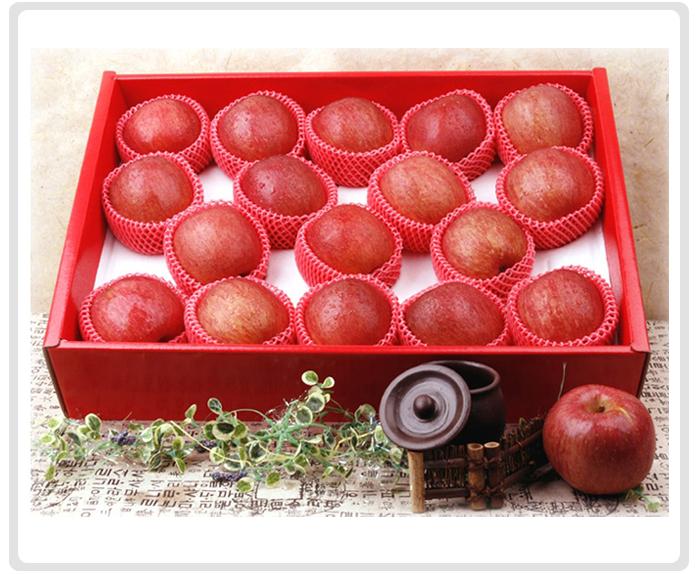 ★충주사과, 선물용 사과 (5kg, 17~19과내 )