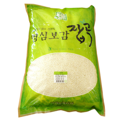 [우리농산] 청정 간척지 찹쌀 1kg (고품질